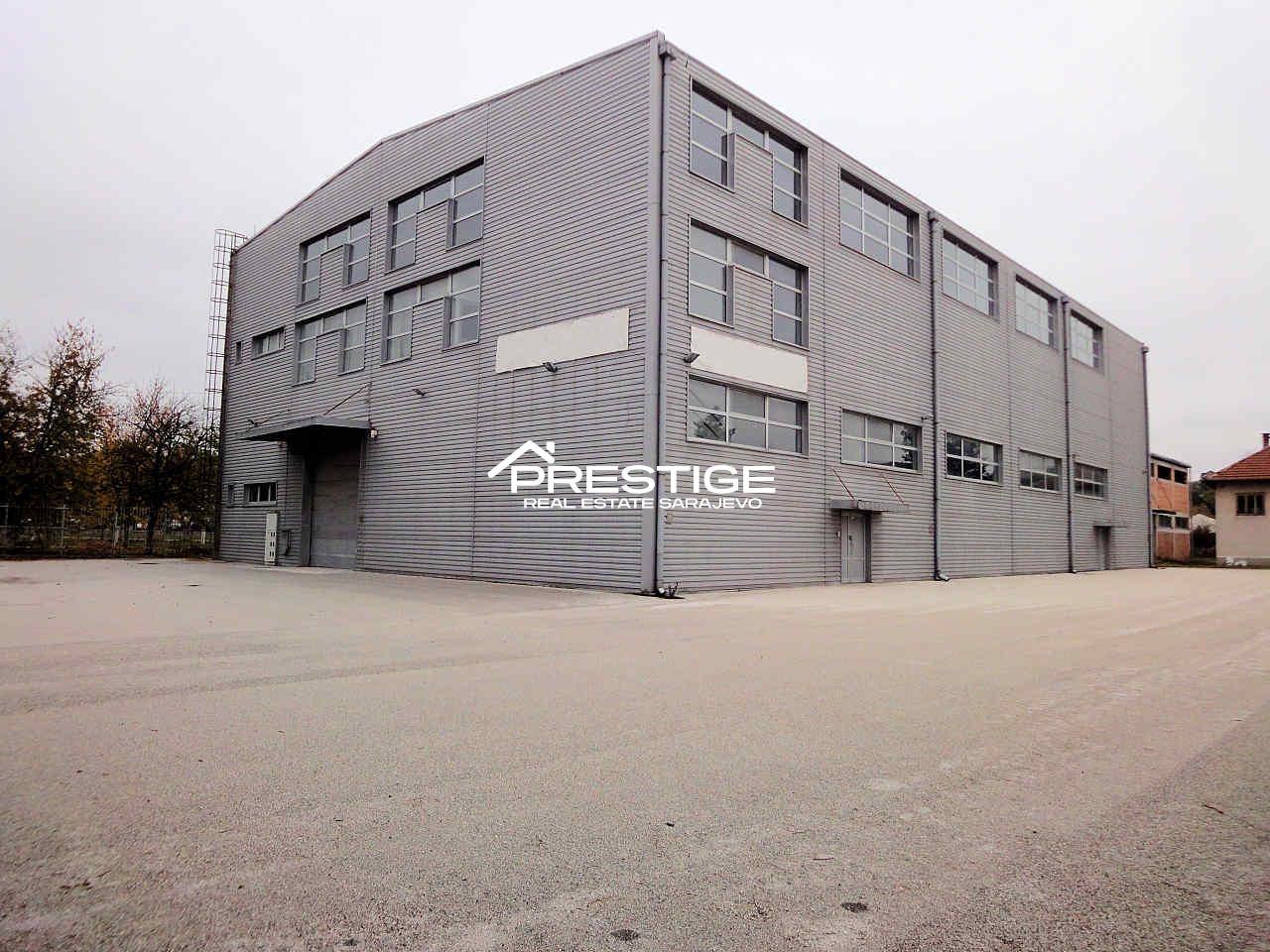Commercial property Rajlovac 8797